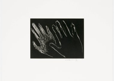 Bruce Nauman - Untitled (Hands)