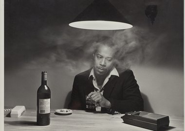 work by Carrie Mae Weems - Jim, if you choose to accept...