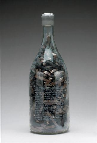 main work - Christian Marclay, Bottled Water
