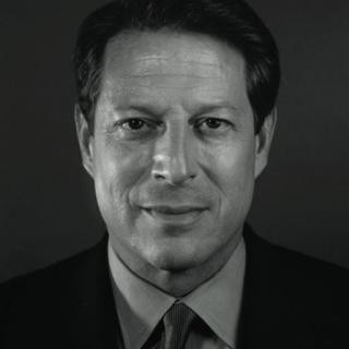 Al Gore art for sale