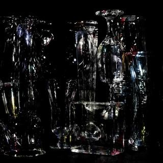 The Slow Liquidity of Glass art for sale