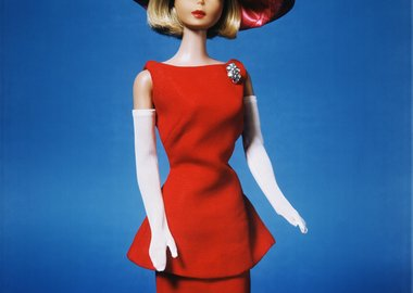 work by David Levinthal - Barbie 23