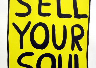 David Shrigley - Sell Your Soul
