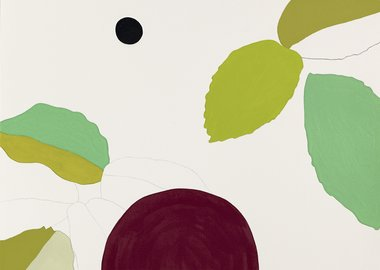 work by Gary Hume - Capital