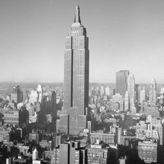 New York City. The Empire State Building. 1950 art for sale