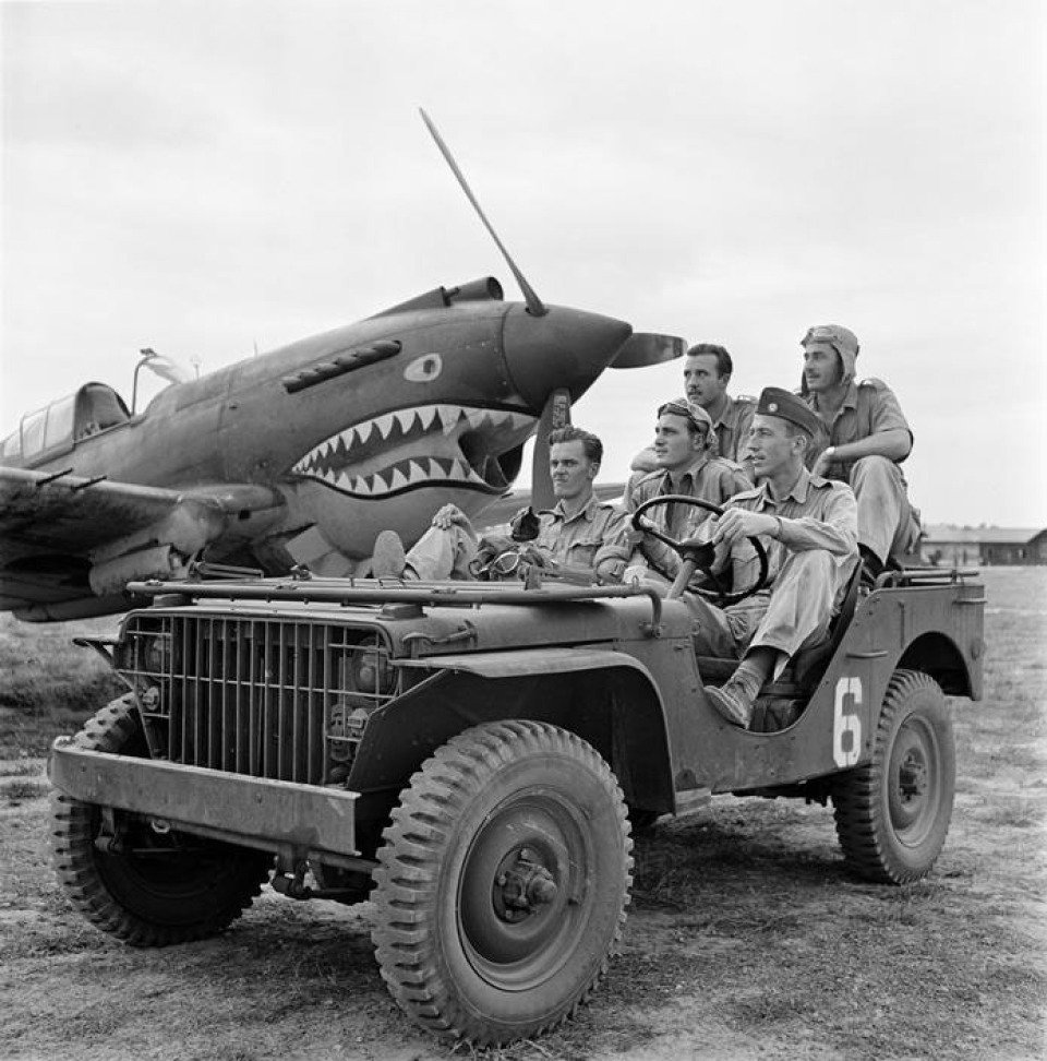 a history of the flying tigers the volunteers in indochina and burma conflict in 1942 General claire l chennault + larger of japanese air bases and supply dumps in china and indo-china the flying tigers (an all-volunteer service.