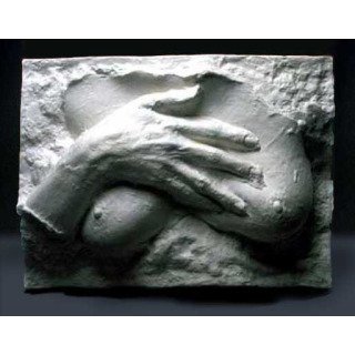 George Segal, Hand on Breast