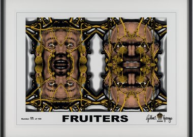 Gilbert & George - Fruiters