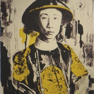 Untitled (emperor yellow) art for sale