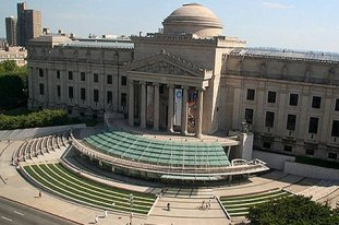 Brooklyn Museum art gallery