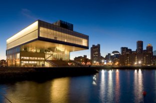 The Institute of Contemporary Art Boston art gallery