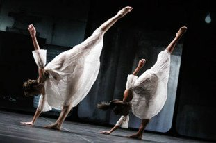 Trisha Brown Dance Company art gallery