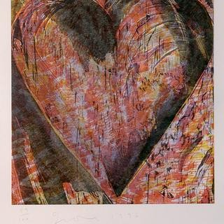 Untitled (Heart of BAM) art for sale