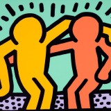 Keith Haring, Best Buddies