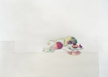 work by Laura Letinsky - Untitled #3, from the series Ill Form & Void Full