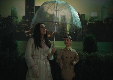 work by Laurie Simmons - The Music Of Regret (Meryl Act 2 Rain)