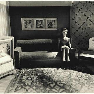 Laurie Simmons, Woman Listening to the Radio