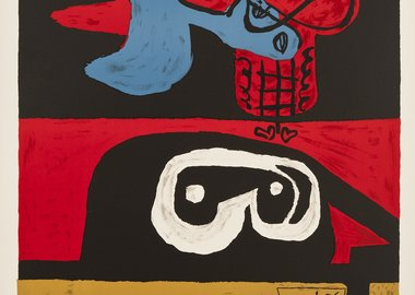 work by Le Corbusier - Otherworldly
