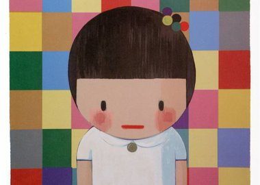 work by Liu Ye - Olympic Girl