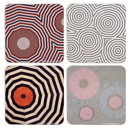 by louise_bourgeois - Coasters- set of 4