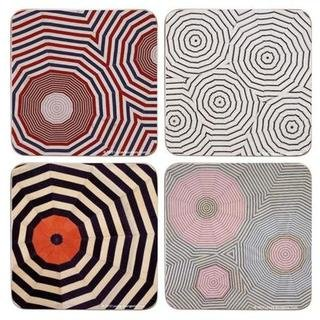 Coasters- set of 4 art for sale