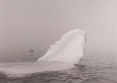 work by Lynn Davis - Iceberg #18 Disko Bay, Greenland