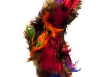 work by Nick Cave - Soundsuit #3