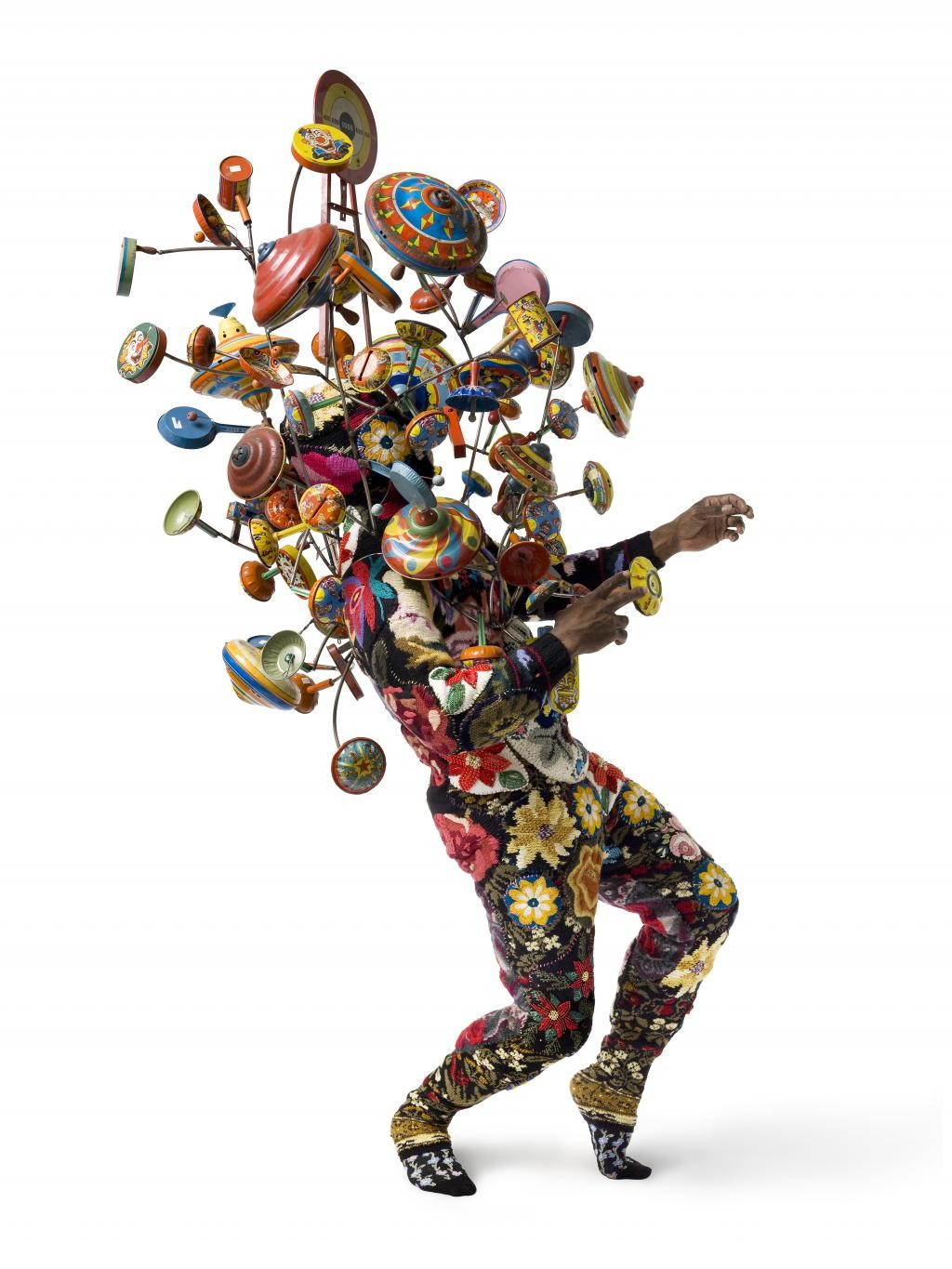 main work - Nick Cave, Soundsuit #1