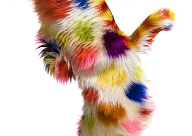 work by Nick Cave - Soundsuit #2