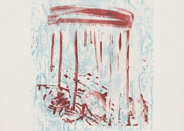 Pat Steir - Thursday