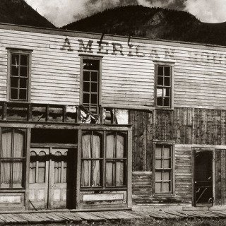 American House, Ghost Town, Colorado, 1931 art for sale