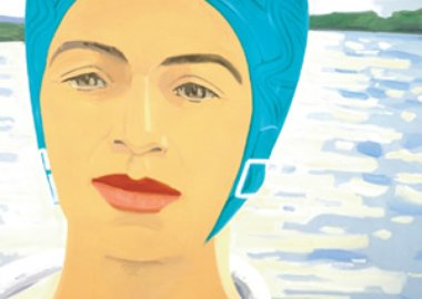 work by Alex Katz - Alex Katz