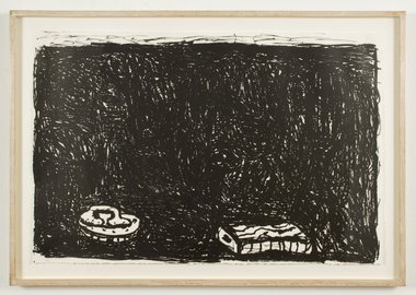 work by Philip Guston - Objects