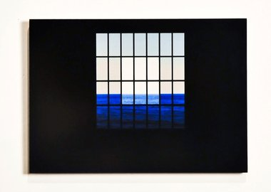 work by Rajorshi Ghosh - Studies in Framing #5 (Rooms by the Sea)