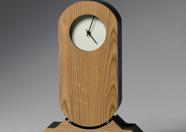 work by Richard Artschwager - Time Piece