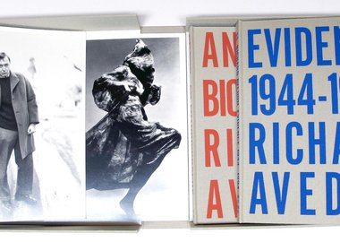 work by Richard Avedon - Richard Avedon Signed Limited Edition Boxed Set