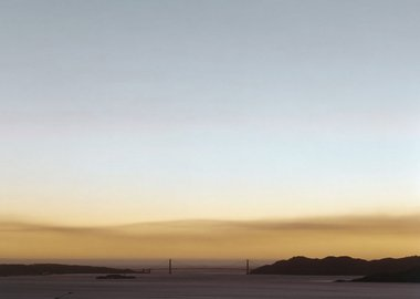 work by Richard Misrach - Golden Gate Folio