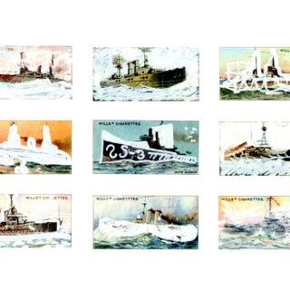 The World's Dreadnoughts (Adil, Bayazid, Murad & Rafi) art for sale