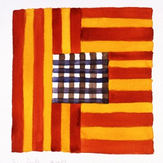 Sean Scully, 4.10.87