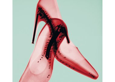 work by Steve Miller - Roger Vivier Red